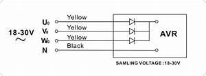 2017 Yamada 5 7kw Three Phase Avr For Generator  Three