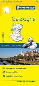 Michelin Karten Frankreich : michelinkarte 336 gascogne ~ Jslefanu.com Haus und Dekorationen