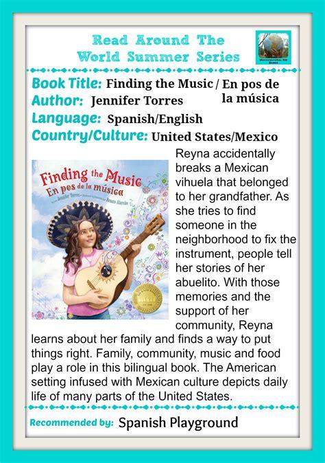 multicultural books  kids spanish playground