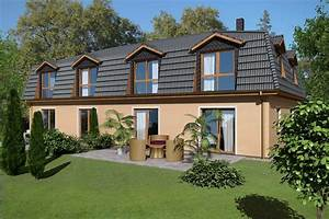 Häuser Im Bauhausstil : h user im bauhausstil von h userland massiv gebaut individuell ~ Watch28wear.com Haus und Dekorationen