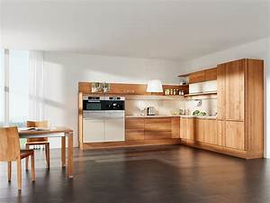 Moderne Küchen L Form : l form k che city in hellem holz ~ Sanjose-hotels-ca.com Haus und Dekorationen