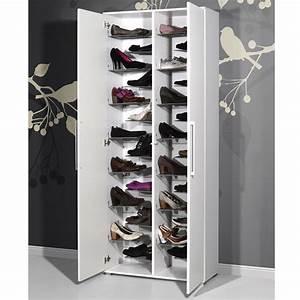 Gnrique Meuble Chaussures Stiletto Blanc Meuble