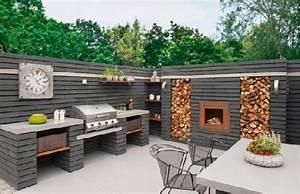 Barbecue Grill Selber Bauen : grillplatz garten modern garten grill selber bauen coole idee beleuchtung gemtlich grill ~ Sanjose-hotels-ca.com Haus und Dekorationen