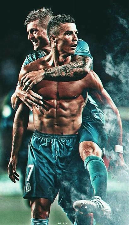 Ronaldo Cristiano Madrid Cr7 Messi Kroos Football