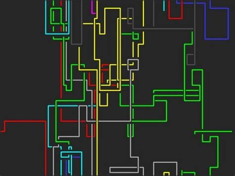 Linux Animated Gif Wallpaper - pipes sh pipes terminal screensaver linux cli