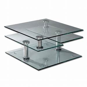 Top coffee table glass on tempered glass 4 tier swivel for Buy glass top for coffee table