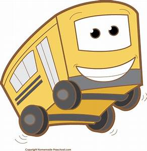 Bus clip art on school buses clip art and back to school ...