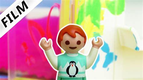 Playmobil Kinderzimmer Junge Und Mädchen by Playmobil Graffity Im Kinderzimmer