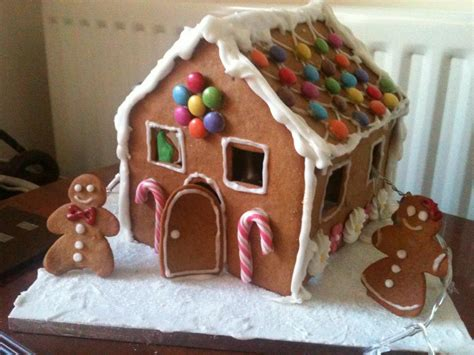 rachel allen gingerbread house   world