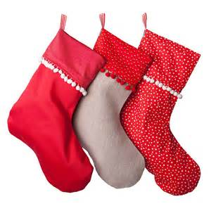 christmas stockings by louise harris interiors
