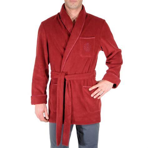 veste de chambre homme veste d 39 interieur baikal christian en polaire