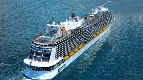 Richardu0026#39;s Cruise Ramble Royal Caribbean Annouce Their New Ship The Quantum Of The Seas