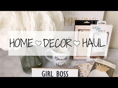 Home Decor Haul  Homegoods  Tjmaxx  Youtube
