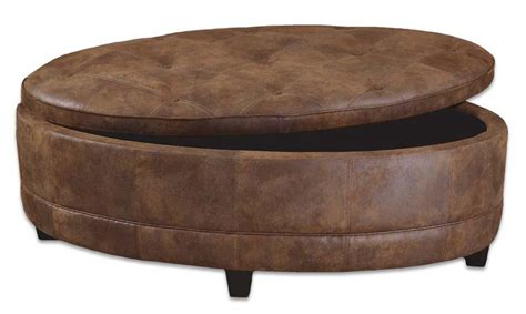 Great Round Coffee Tables With Storage