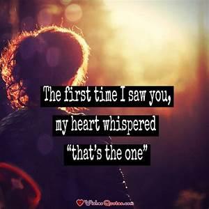25 Best Love Qu... Sweet Romantic Relationship Quotes