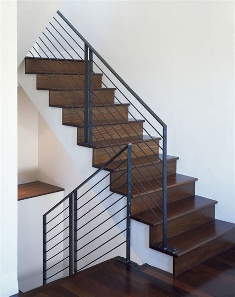 Ways Spruce Staircase by Stair Railing Ideas Staircase Modern With Banister