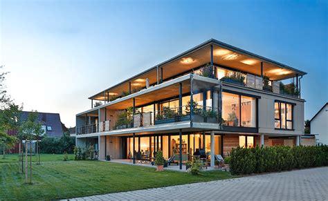 Mehrfamilienhaus In Langenau Architekturwerkstatt