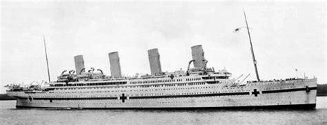 titanic historys  famous ship hmhs britannic