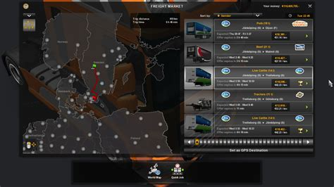 Whatever Floats Your Boat Euro Truck by Comunit 224 Di Steam Guida All Achievements Euro Truck