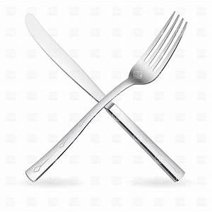 Silver fork clipart - Clipground