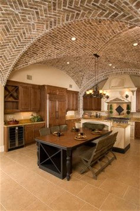 Brick Groin Vault Ceiling by Groin Vault Brick Ceiling Home