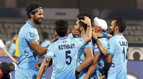 India beat Germany 2-1, win bronze medal at Hockey World ...