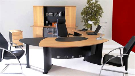 Modern Office Desks For Small Spaces  Narrow Desks For