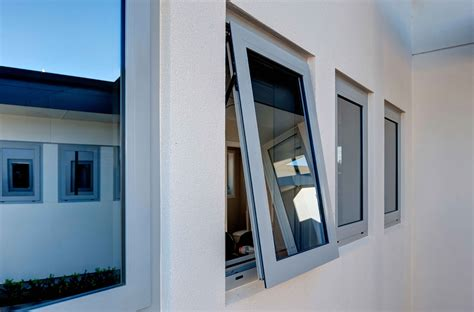 awning  casement windows