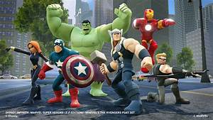 Disney Infinity 20 Marvel Super Heroes Review Action
