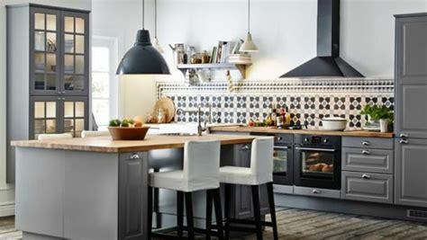 ikea element cuisine haut la cuisine en u avec bar voyez les dernières tendances