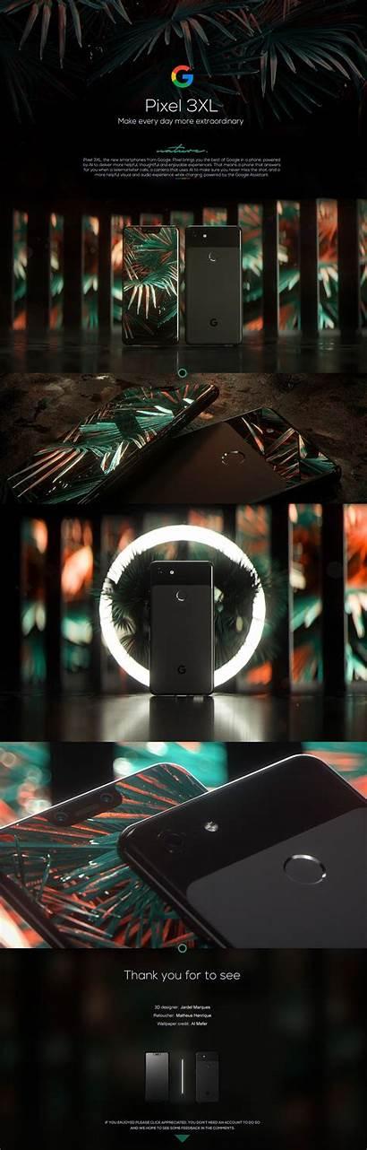 Behance Pixel Google 3xl Photoshop Lightroom