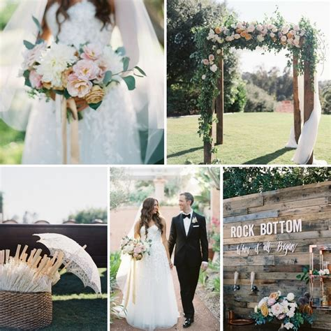 Autumn Serenity Fall Wedding Inspiration In A Palette Of