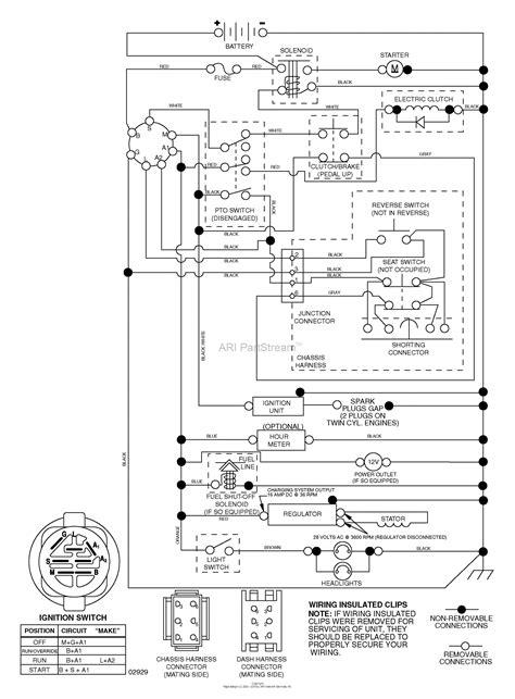 husqvarna yth 2448 t 96043000800 2006 03 parts diagram