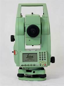 Leica Tcr702auto 2 U2033 Motorized Reflectorless Total Station  Atr  Egl