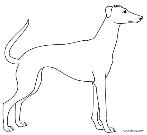 printable dog coloring pages  kids coolbkids