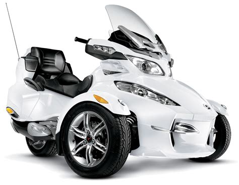 Can-am Spyder Roadster Rt-limited