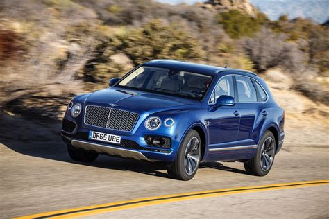 bentley suv first bentley bentayga deliveries kick off in crewe