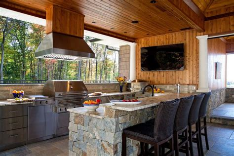architects outdoor kitchens top clients  lists