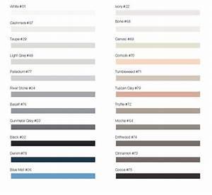 Davco Colour Grout Chart Parex Davco Sanitized Color Grout Colour Range Update