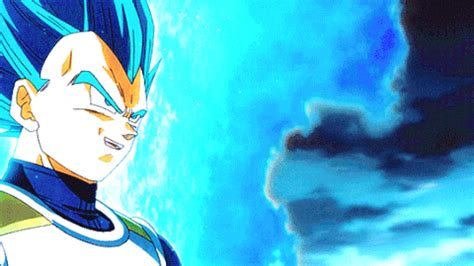 vegeta gif find share  giphy