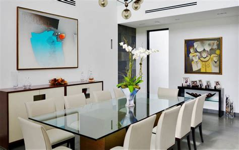 dining room table centerpieces modern dining room