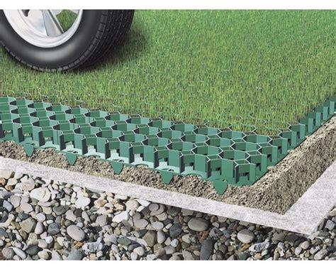 rasengitter kunststoff befahrbar rasengitter aus recycl hdpe ca 50x50x4 cm bei hornbach kaufen