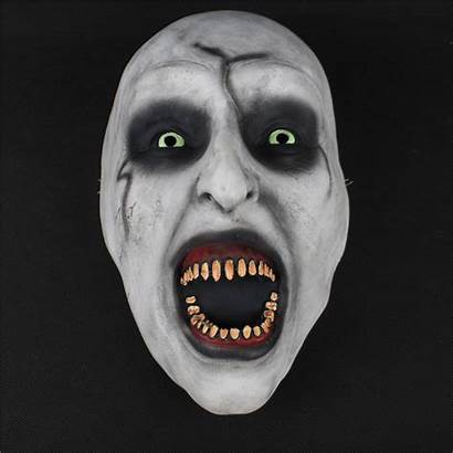 Nun Scary Valak Movie Conjuring Horror Mask