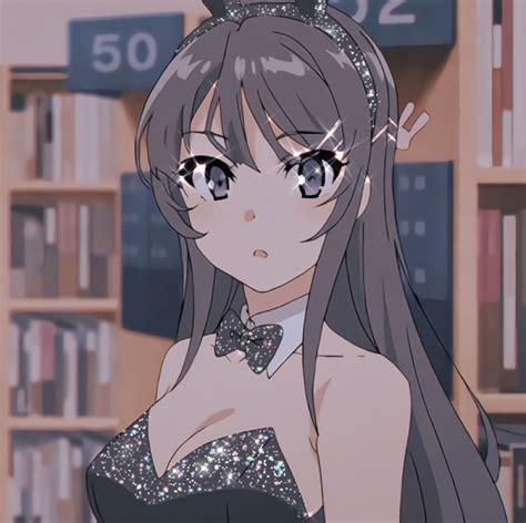 Anime Bunny Pfp I Watch You