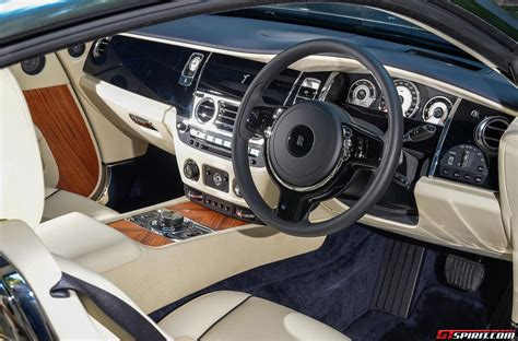 2014 Rolls-royce Wraith Review