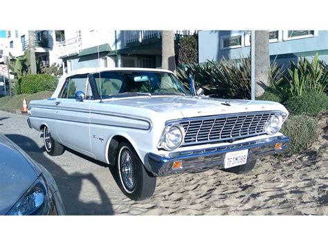 1964 Ford Falcon For Sale by 1964 Ford Falcon For Sale Classiccars Cc 908908