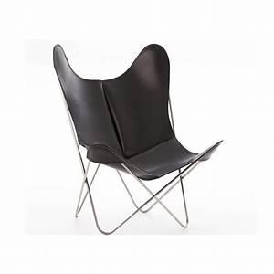 Fauteuil Cuir Design : fauteuil aa cuir sign airborne au design intemporel ~ Melissatoandfro.com Idées de Décoration