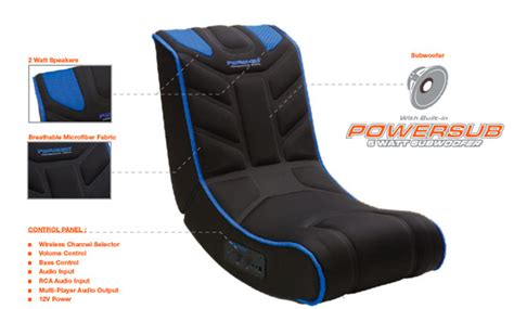 Pyramat Gaming Chair S5000 W by Pyramat S1500w Wireless Sound Rocker Sports