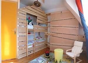 Cabane Chambre Enfant : perros guirec location appartement les chambres ~ Teatrodelosmanantiales.com Idées de Décoration