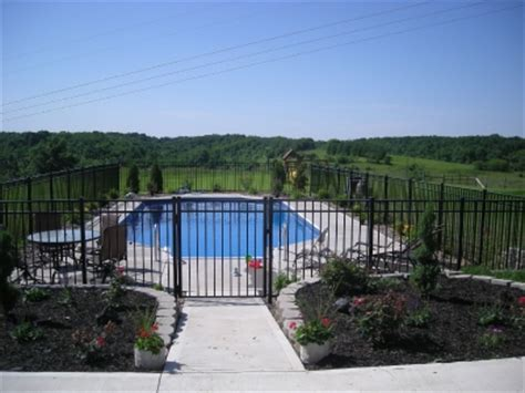 -Aluminum Fences-Pool | Burcor Fence